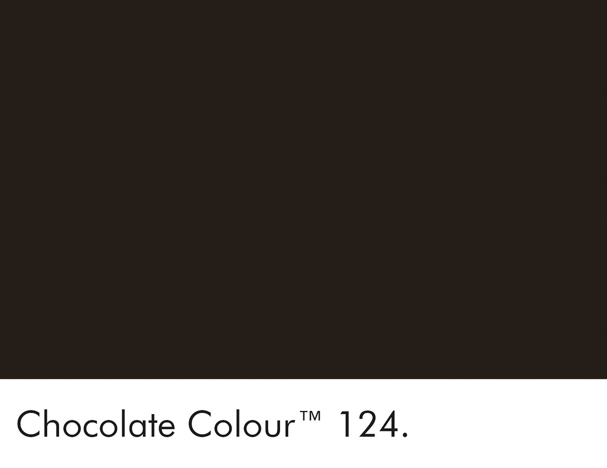 124 Chocolate Colour