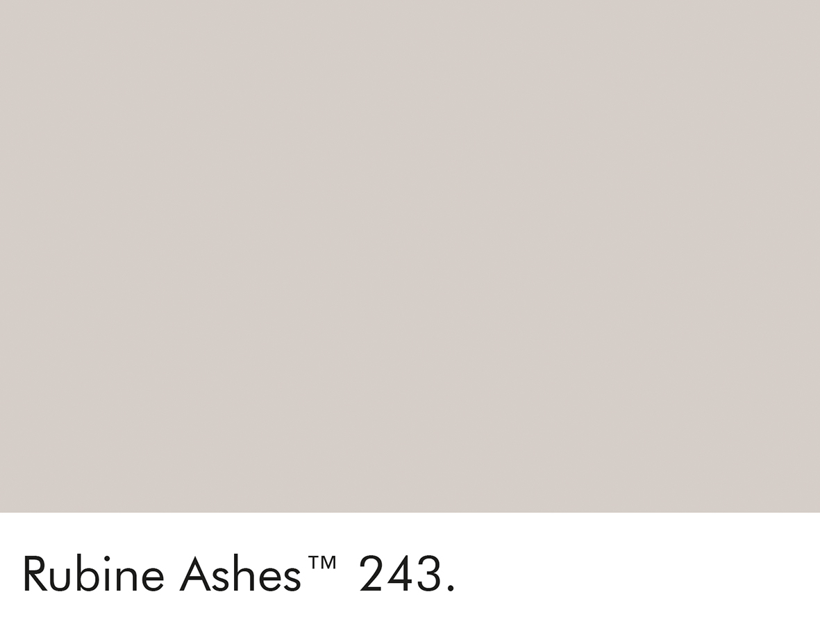 243 Rubine Ashes