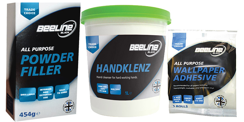 Beeline Products from Turner & Wood Decorators Merchant Leeds