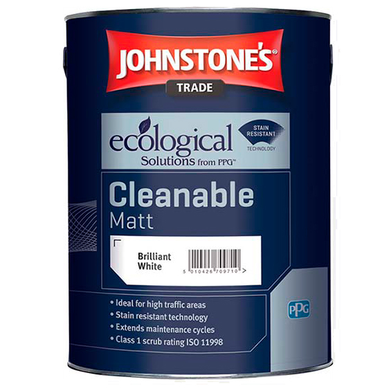 Johnstones Cleanable Matt Paint