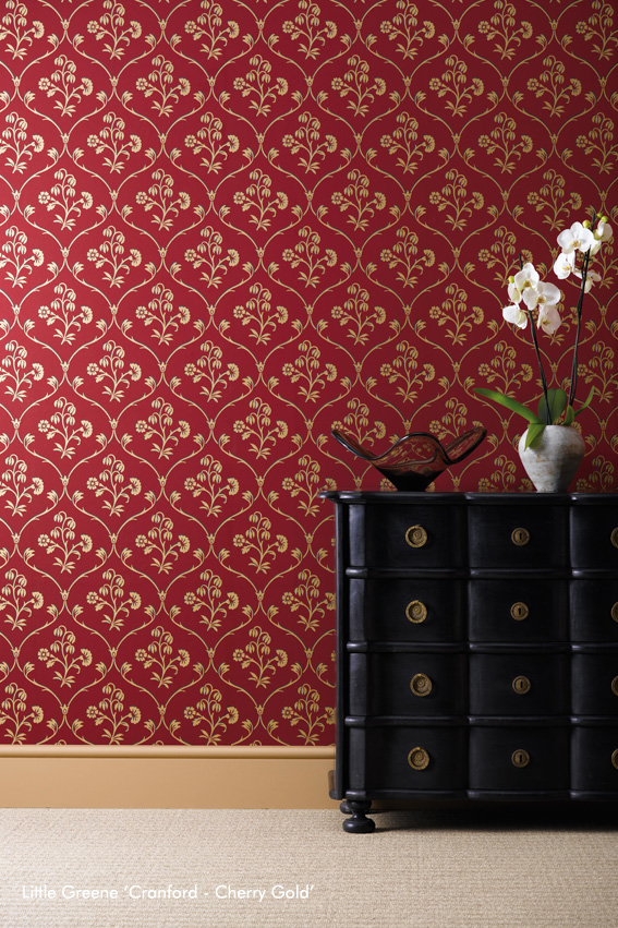 Cranford - Cherry Gold