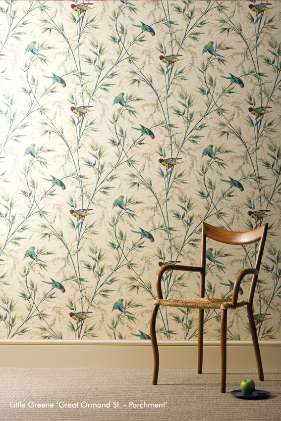 Great Ormond St. - Parchment