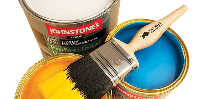 Johnstones Trade Paints from Turner & Wood Decorators Merchant Leeds