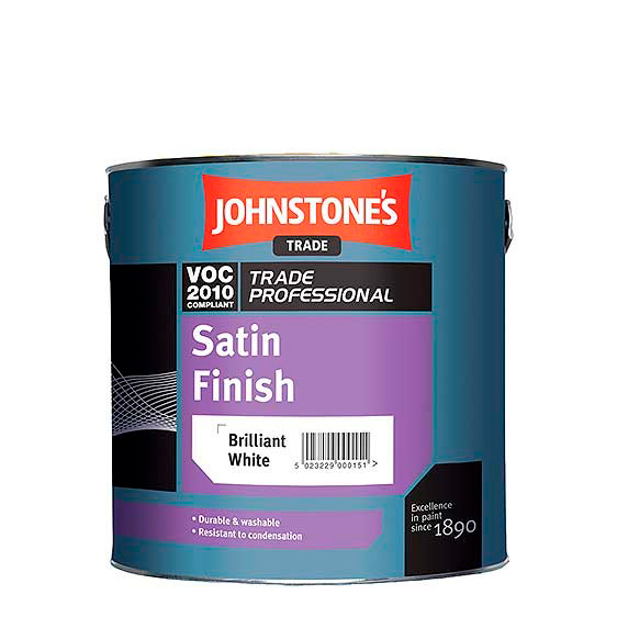 Johnstones Oil Based Satin Paint