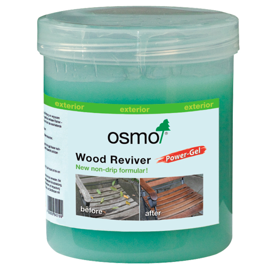 Osmo Wood Reviver Gel from Turner & Wood Decorators Merchant Leeds
