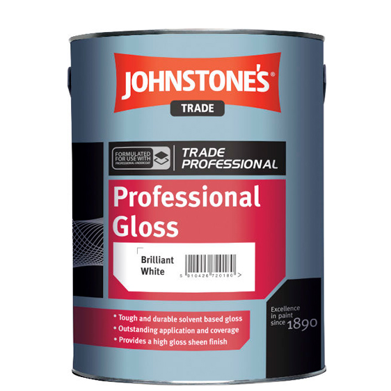 Johnstones Professional Gloss Paint