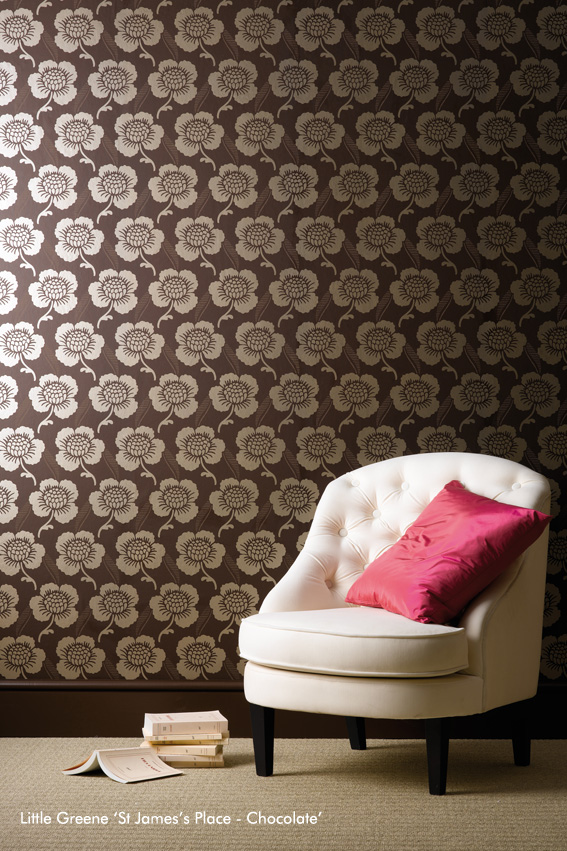 St James Place - Chocolate