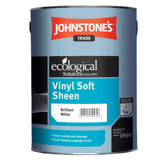 Johntone's Vinyl Soft Sheen from Turner & Wood Decorators Merchant