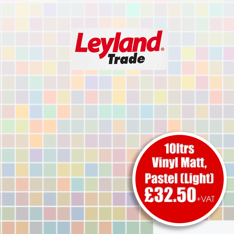 Leyland Special Offer Pastels