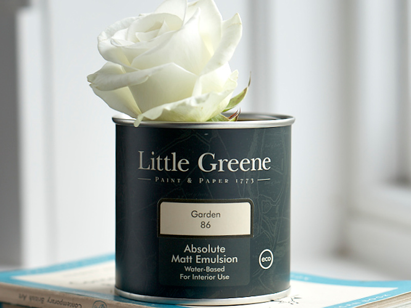 Little Greene Paint from We Love Paint Leeds